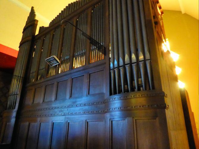 orgue dernière