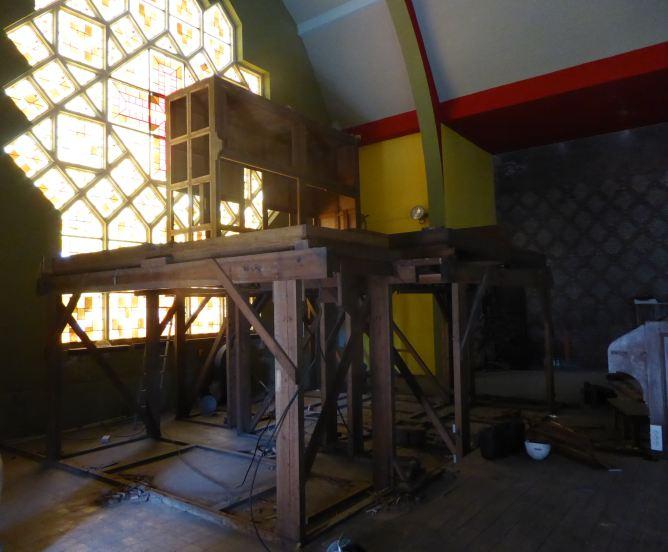 reste orgue